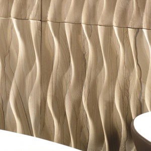 Emotions Sandstone Wave-