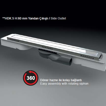 Highline-Massive HDK 2100-HDK 2100
